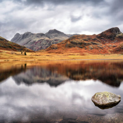 Blea Tarn, Langdales, Lake District