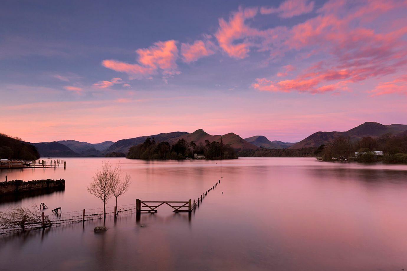 Crow Park, Derwentwater, Keswick, Lake District