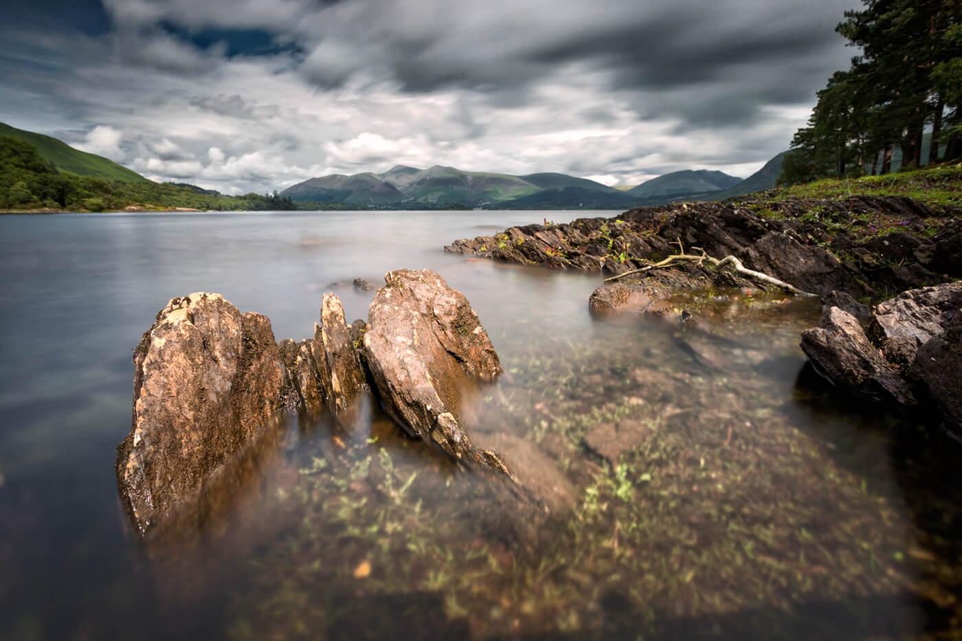 Manesty Bay, Derwentwater, Lake District