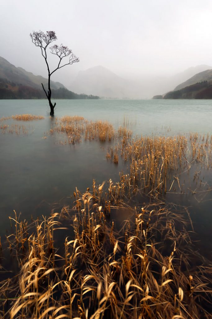 Cumbrian Floods, Buttermere, Lake District, England - 'Commended' 'Classic View Category - Take-a-View Landscape Photographer of the Year 2017-18