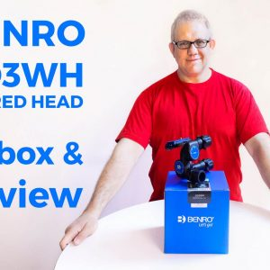 Benro's BRAND NEW GD3WH Geared Head & TMA48CXL Tripod – UNBOX & HANDS ON REVIEW
