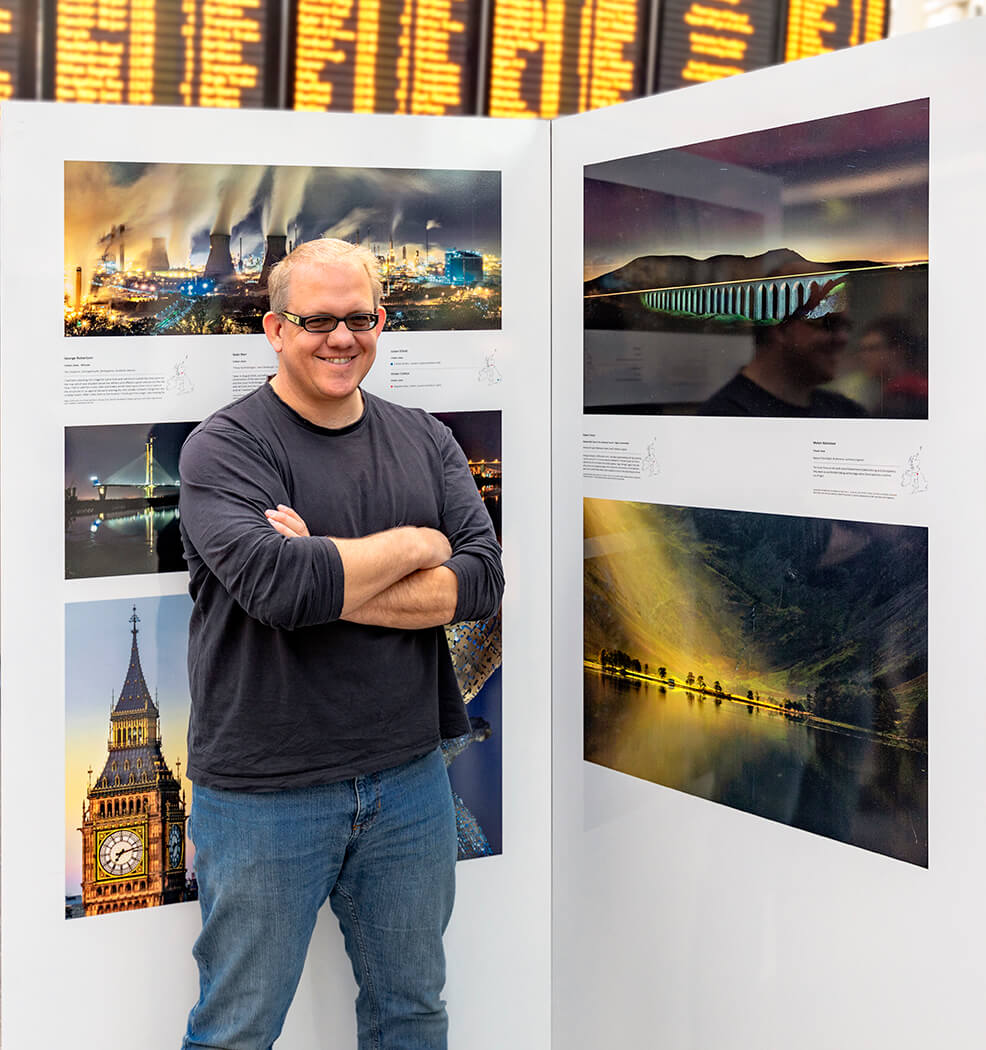 Take-a-View Landscape Photographer of the Year 2017-18 Exhibition