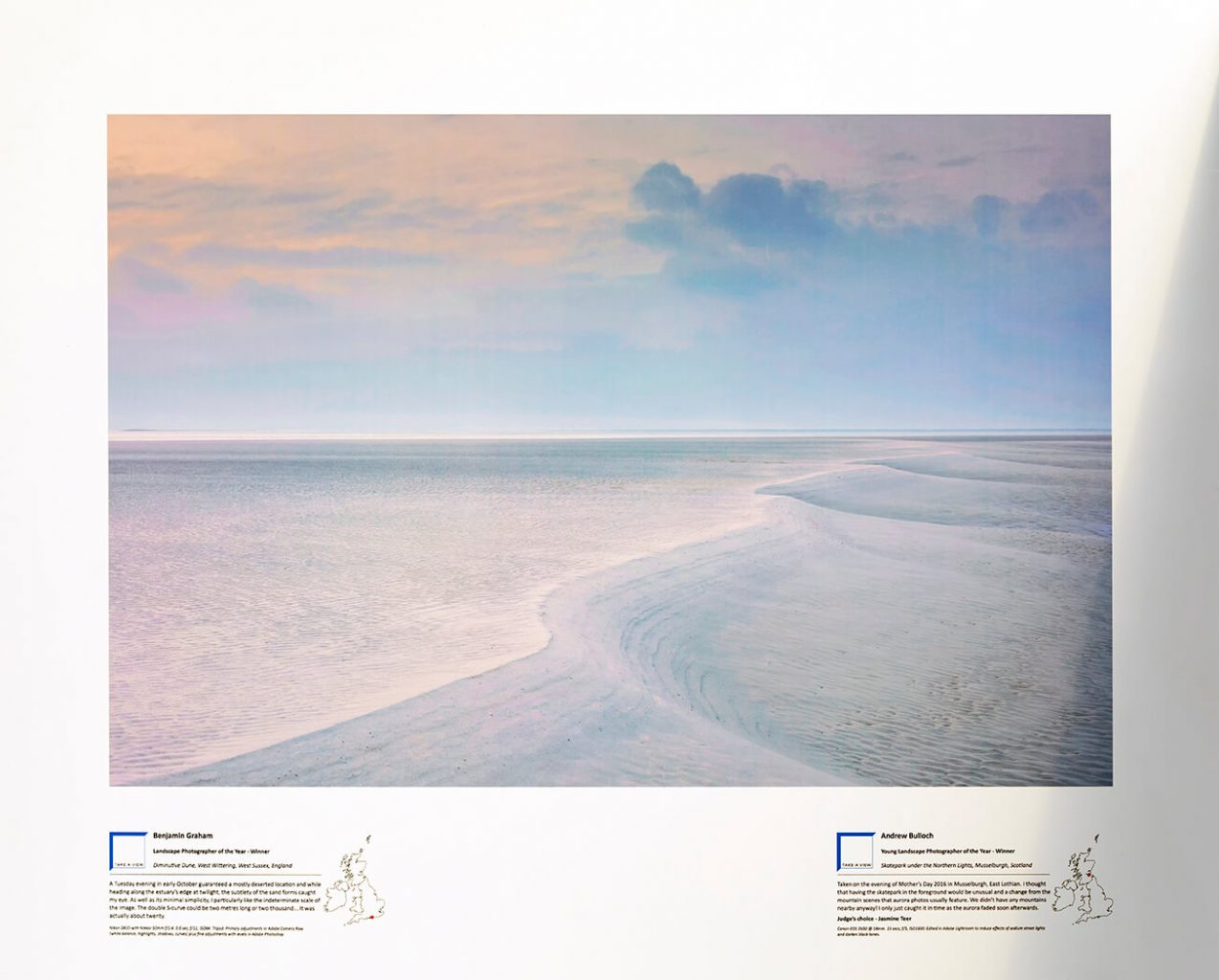 Overall Winner Benjamin Graham's Diminutive Dune, West Wittering, West Sussex image