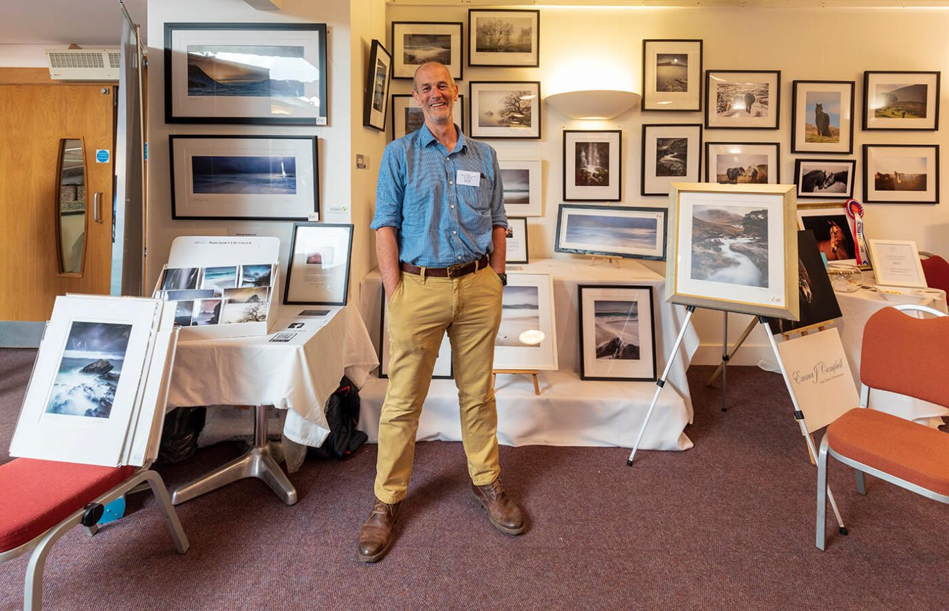Mike Prince Landscapes - The Northern Photography and Video Show 2018