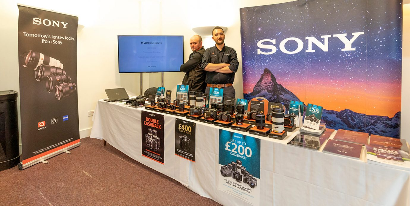 Sony Centre Carlisle - The Northern Photography and Video Show 2018