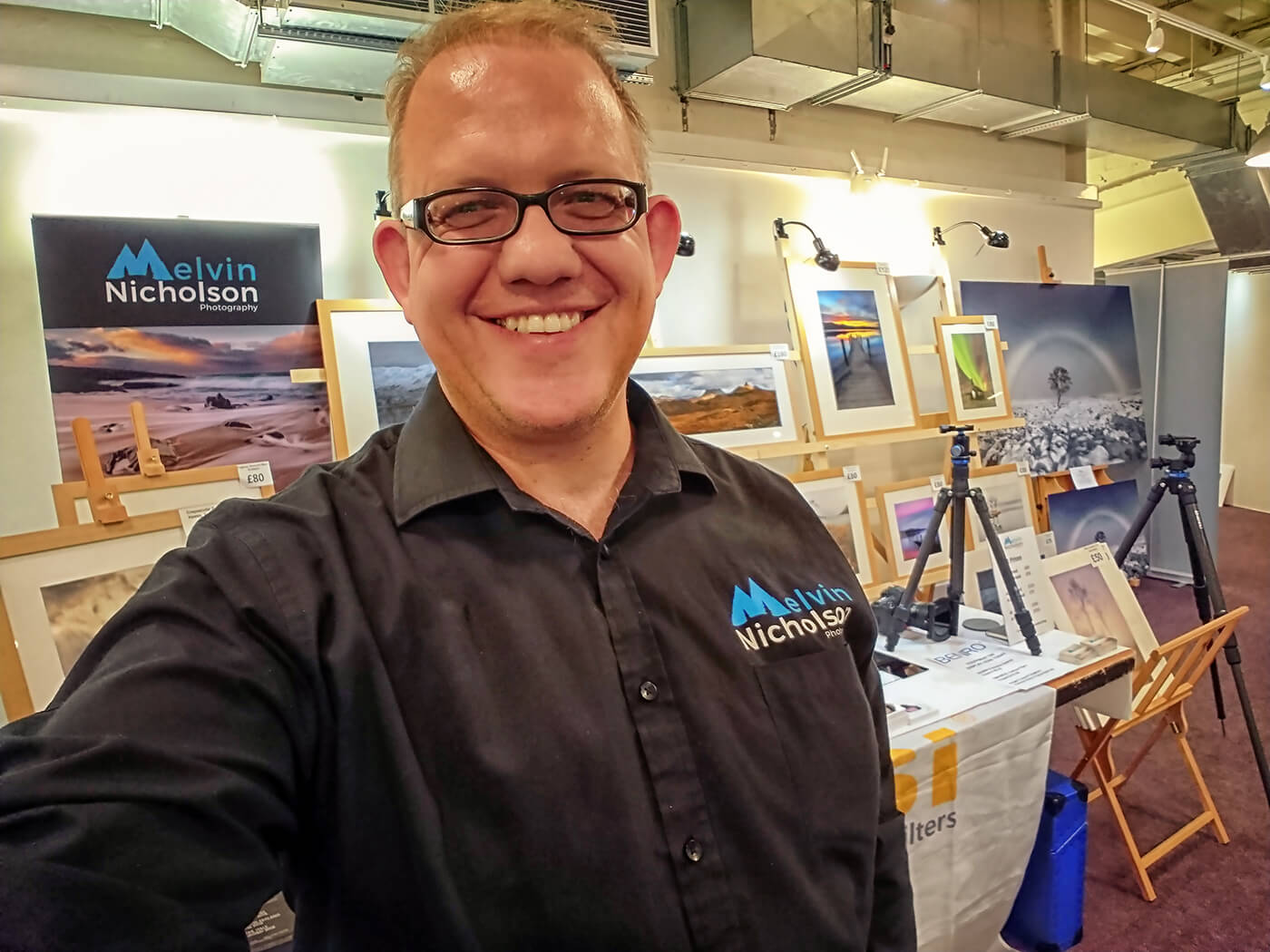 Melvin Nicholson Photography - The Northern Photography and Video Show 2018