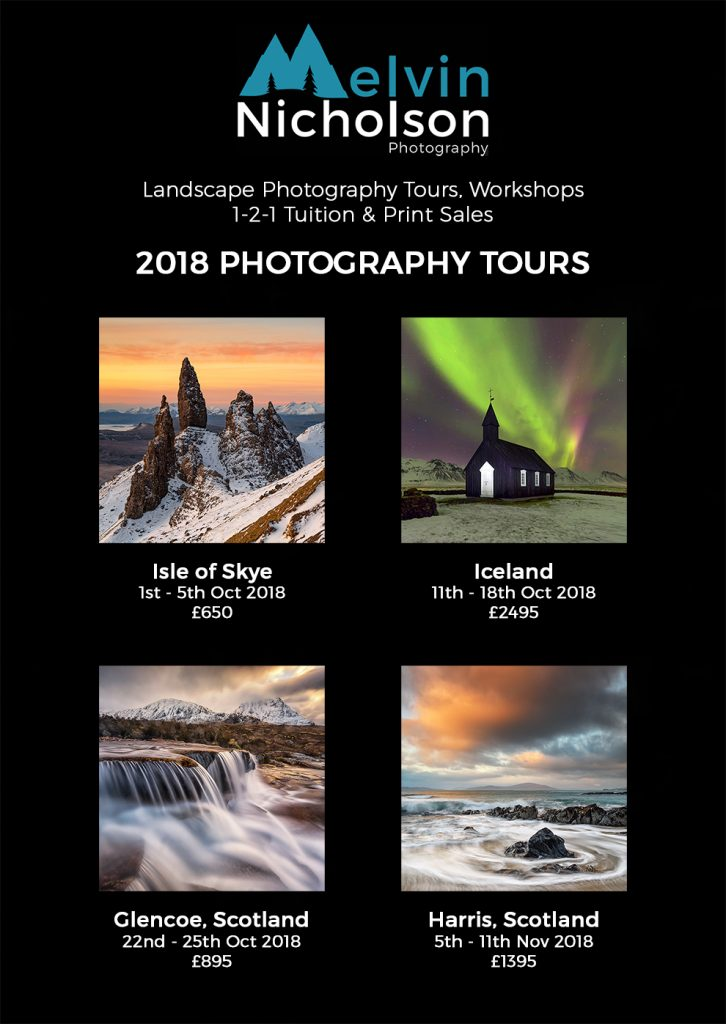 Melvin Nicholson Photography Workshops