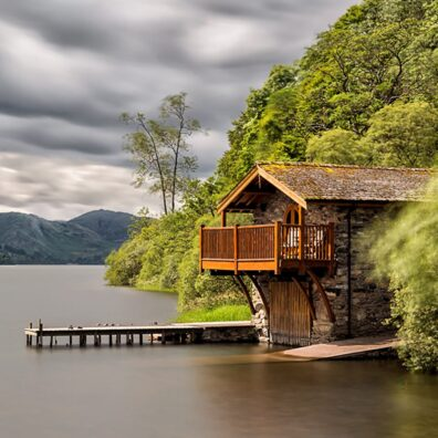 Duke of Portland Boathouse, Ullswater, Lake District, Cumbria