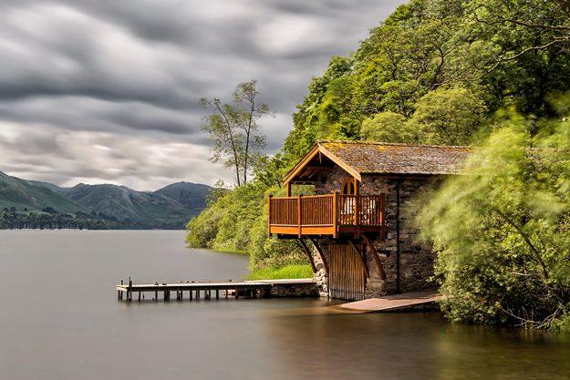 Duke of Portland Boathouse, Ullswater, Lake District, Cumbria
