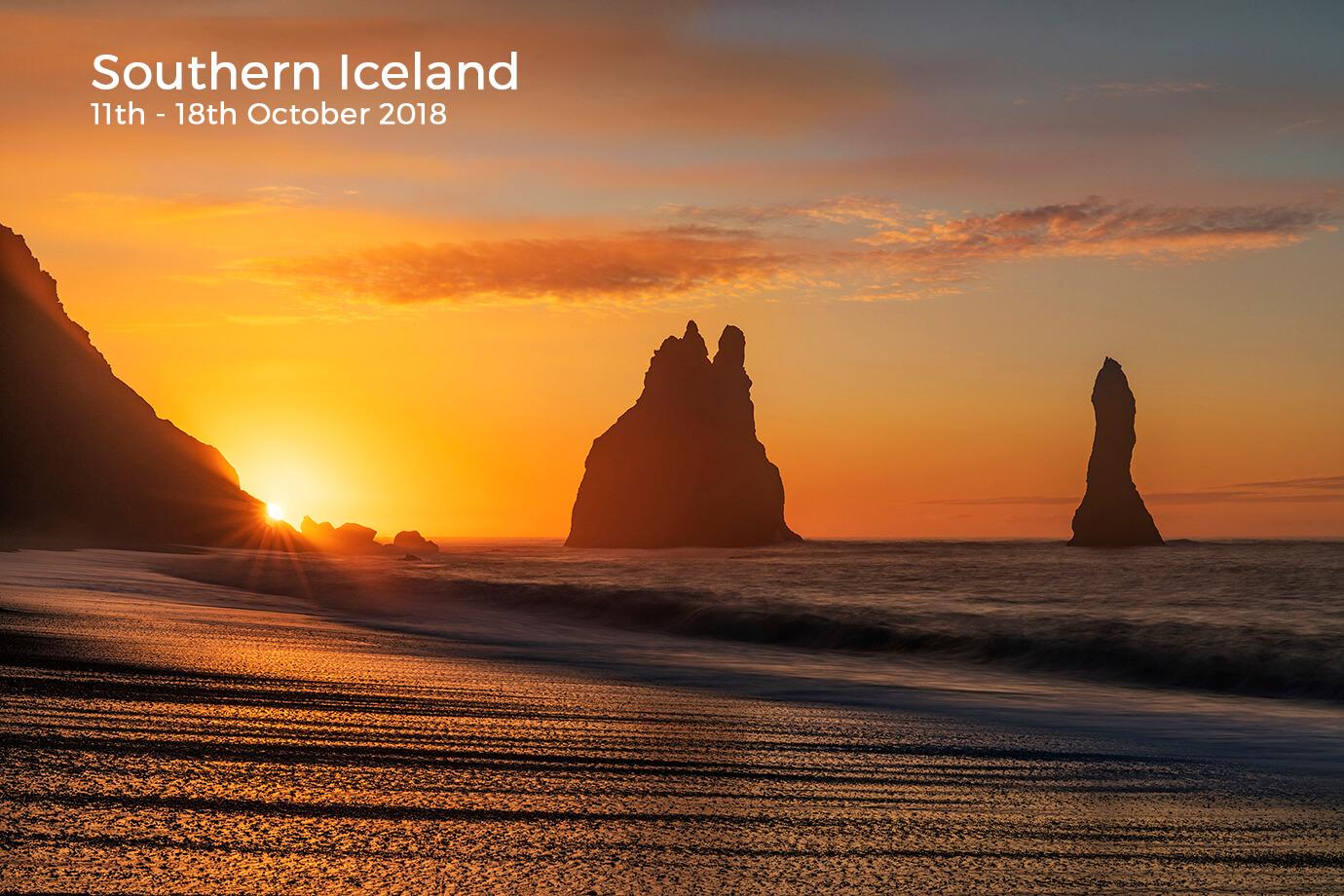 Sea Stacks, Reynisfjara, Vik, Iceland, Melvin Nicholson Photography