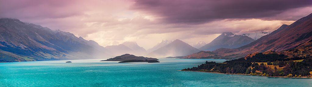 Glenorchy, Lake Wakatipu, Otago, New Zealand