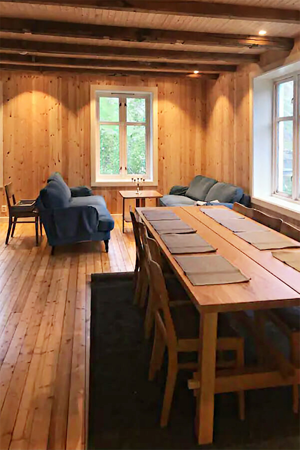 Seven Bedroom House, nr Ramberg, Lofoten