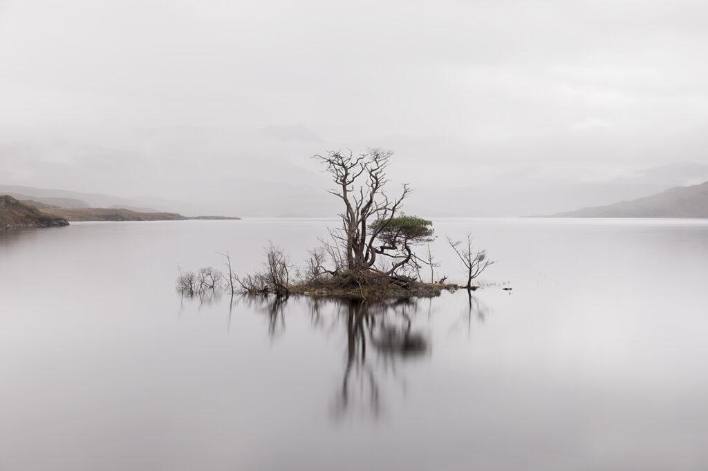 Tree Island, Loch Assynt, Scotland