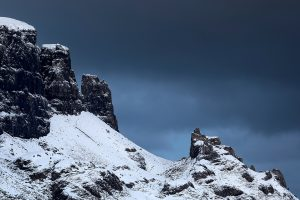 The Prison and the Needle, Quiraing, Skye