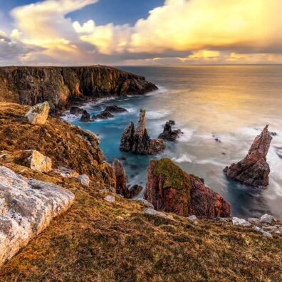 Mangersta Sea Stacks, Isle of Lewis, Outer Hebrides