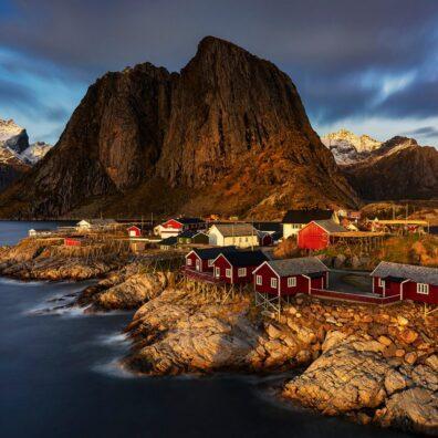 Lilandstinden, Hamnoy, Lofoten, Norway, Melvin Nicholson Photography