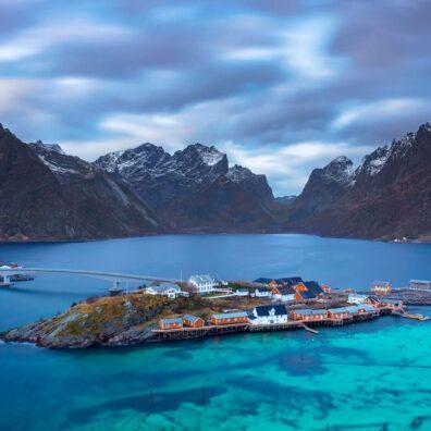 Sakrisoy, Lofoten, Norway, Melvin Nicholson Photography
