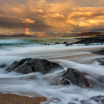 The Small Beach, Isle of Harris, Outer Hebrides, Scotland