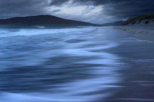 Pre-Dawn, Luskentyre, Isle of Harris, Outer Hebrides, Scotland
