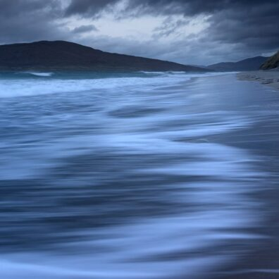 Pre-Dawn, Luskentyre, Isle of Harris, Outer Hebrides, Scotland