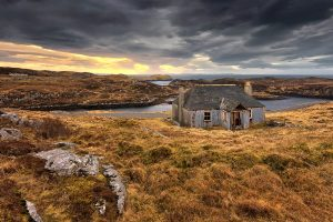 Abandoned Croft, Scalpay, Harris, Outer Hebrides