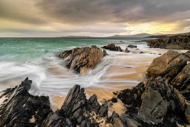 Borve Beach, Isle of Harris, Outer Hebrides