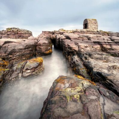 The Powder House, Seahouses, Northumberland