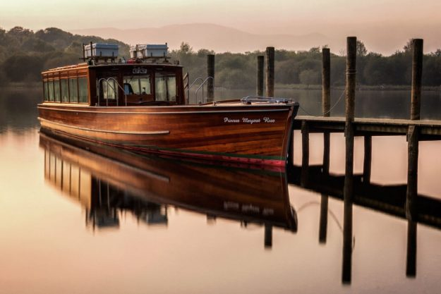 Boat, Derwentwater, Keswick, Lake District
