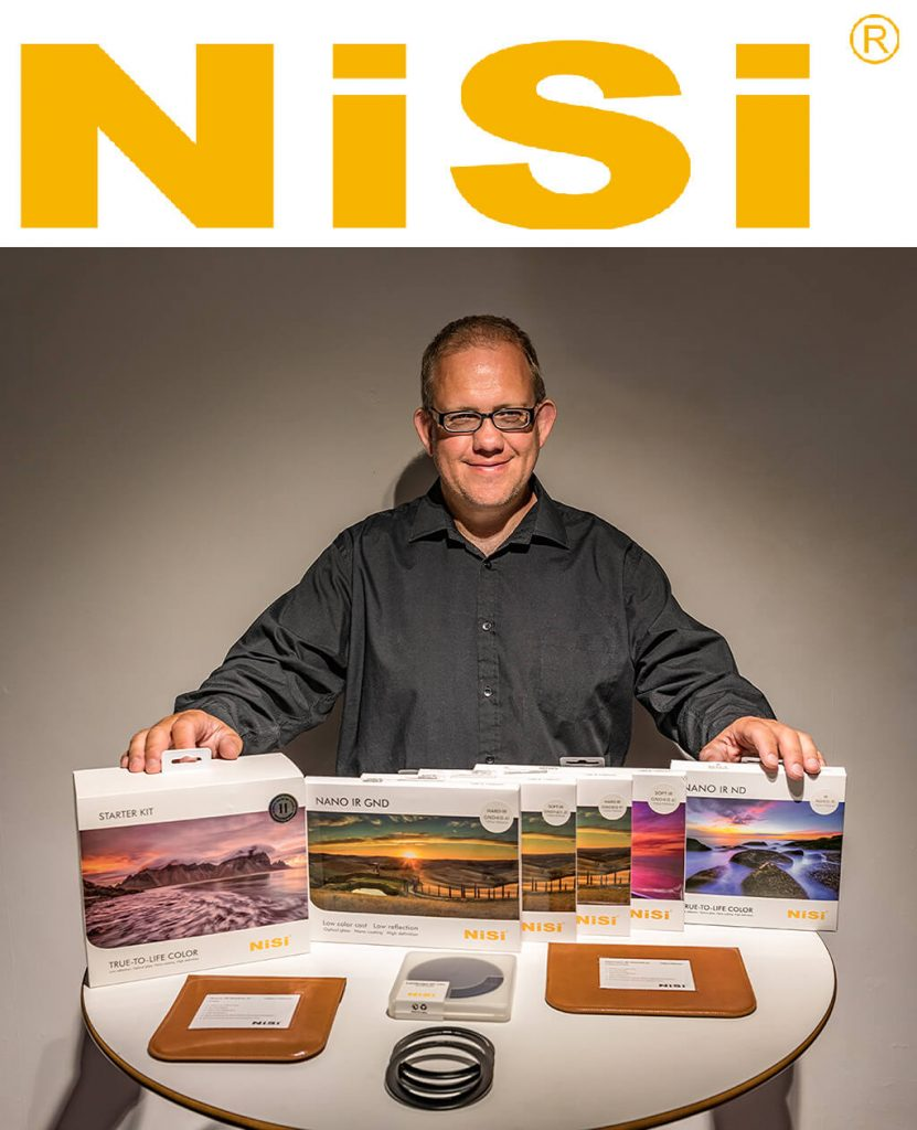 Melvin Nicholson – Proudly Appointed Brand Ambassador for Nisi Filters UK