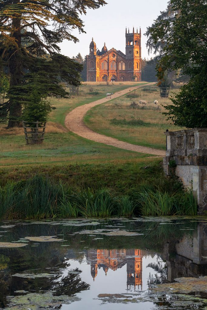 Gothic Temple, Stowe National Trust