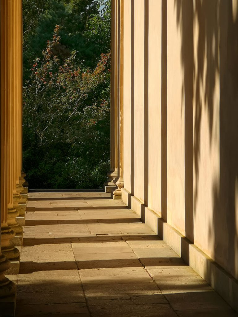 Temple of Concord and Victory, Stowe National Trust
