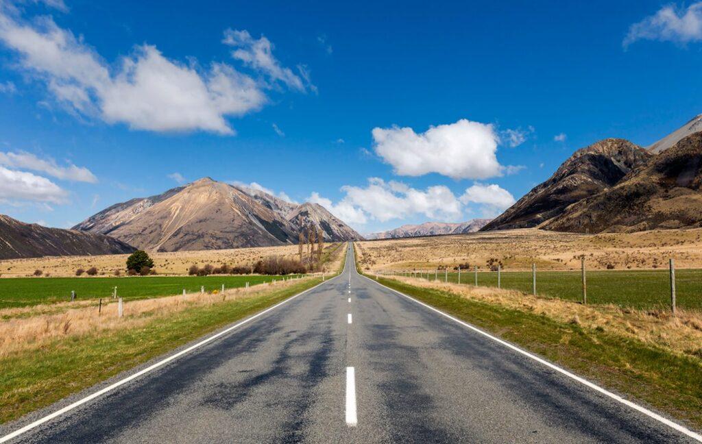Arthur's Pass, Canterbury, New Zealand