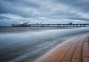 North Pier, Blackpool, Lancashire