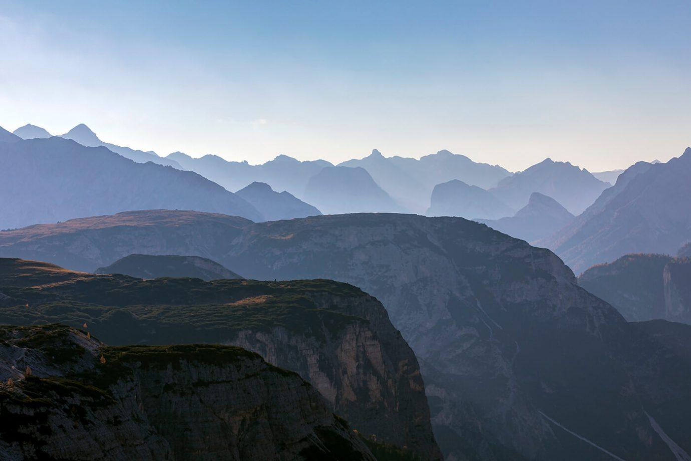 Layers, Tre Cime di Lavaredo, Dolomites, Italy, Italy, Melvin Nicholson Photography
