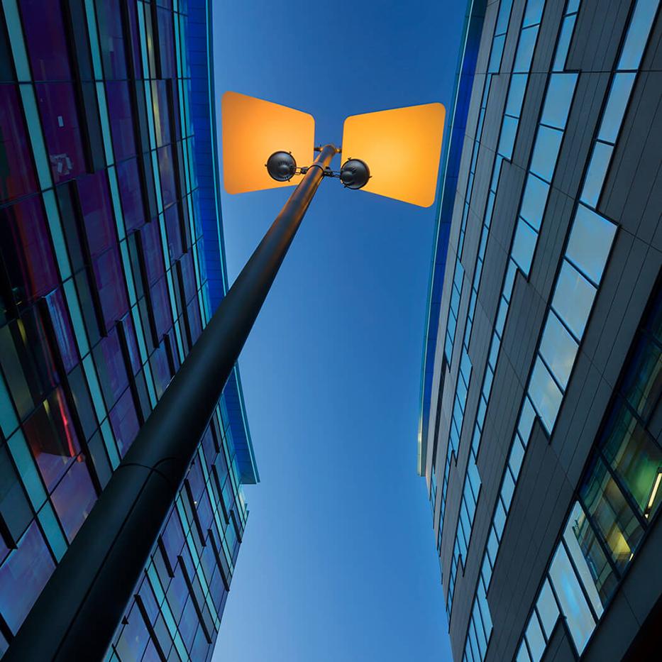 Skylight, Media City, Salford Quays. Manchester