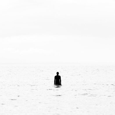 Antony Gormley, Another Place, Crosby Beach, Merseyside