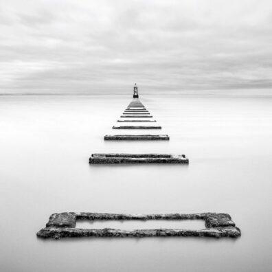 Outflow Pipe, Crosby Beach, Merseyside