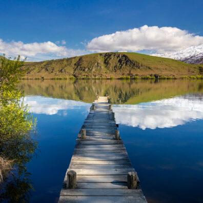 Lake Hayes, Queenstown, New Zealand