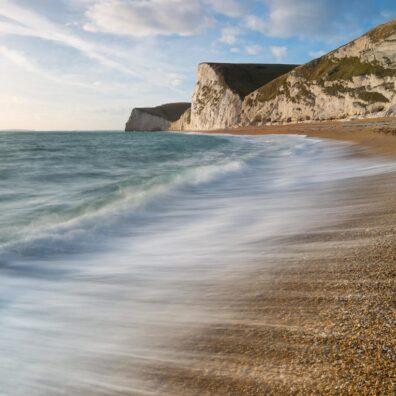 Bat's Head, Dorset, Tony Higginson