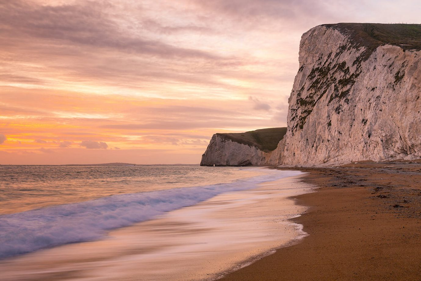 Bat's Head, Dorset, Tony Higginson