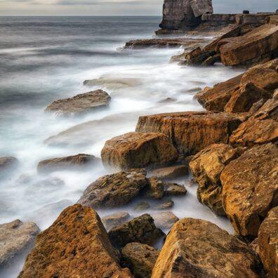 Pulpit Rock, Portland Bill, Dorset, Melvin Nicholson