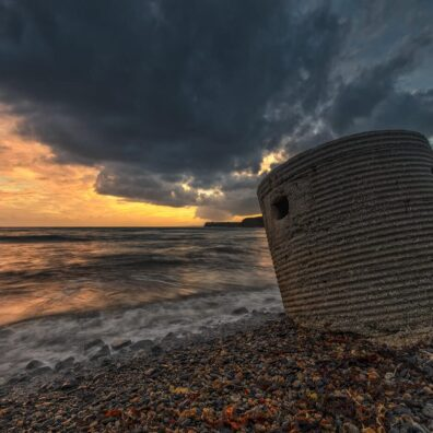 Kimmeridge Bay, Dorset, Melvin Nicholson