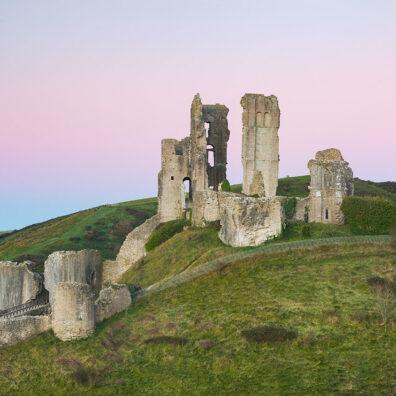 Corfe Castle, Dorset, Tony Higginson