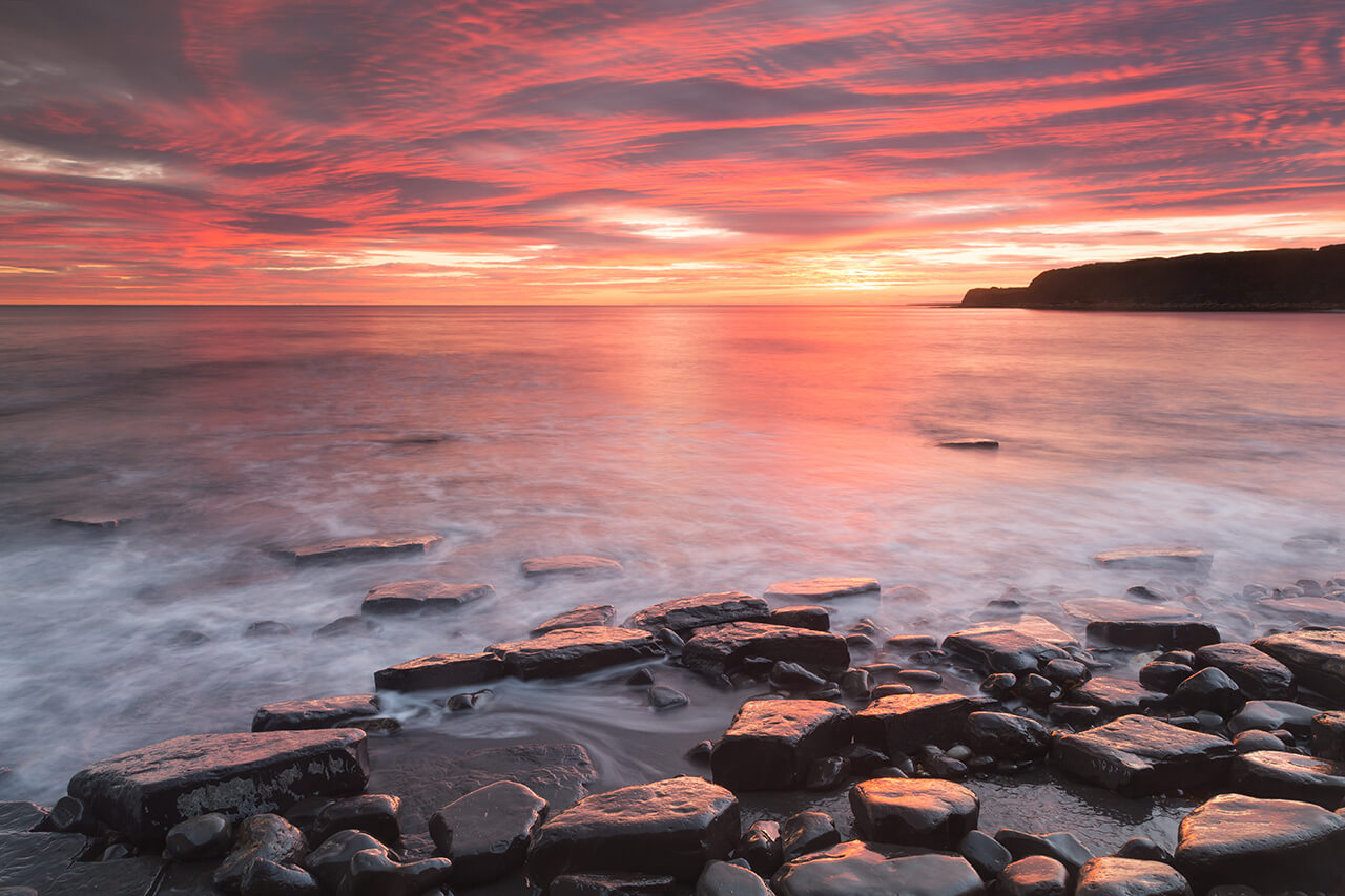 Kimmeridge, Dorset, Tony Higginson