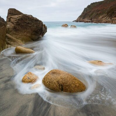 Porth Nanven, Cornwall, Tony Higginson