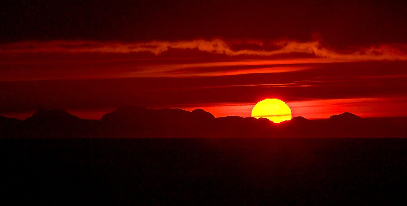 Sunrise, Reine, Lofoten