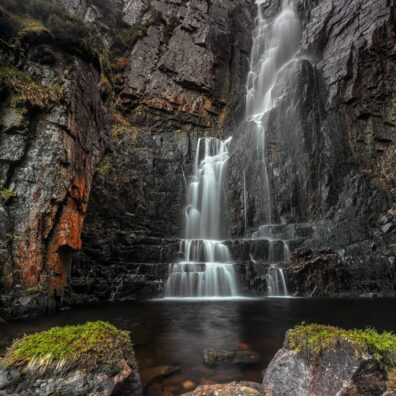 Wailing Widow Falls, Assynt, Scotland