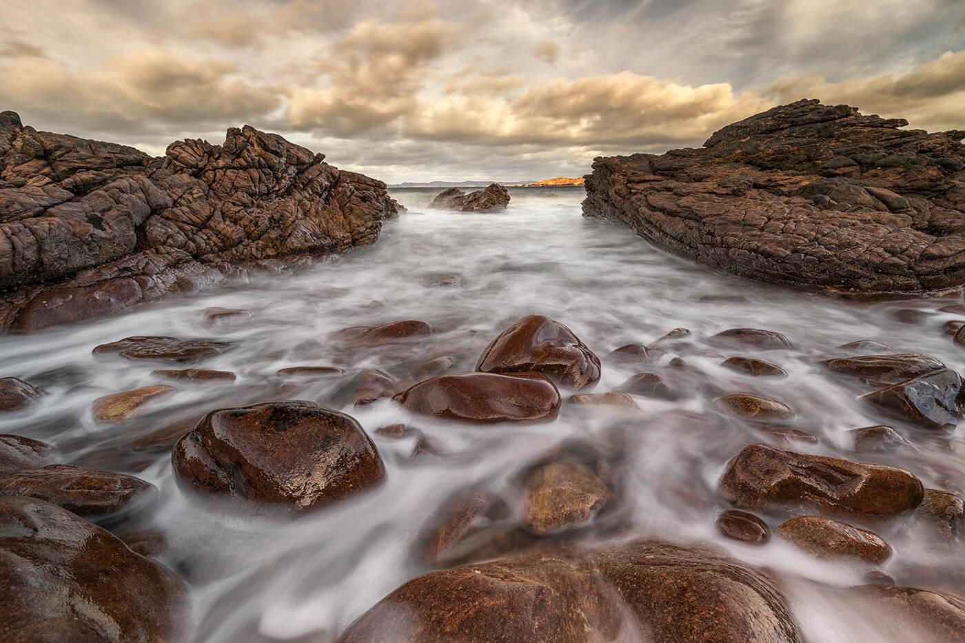 Achnahaird Beach, photos of Assynt, Scotland
