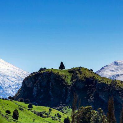 One Tree Hill, Wanaka, New Zealand