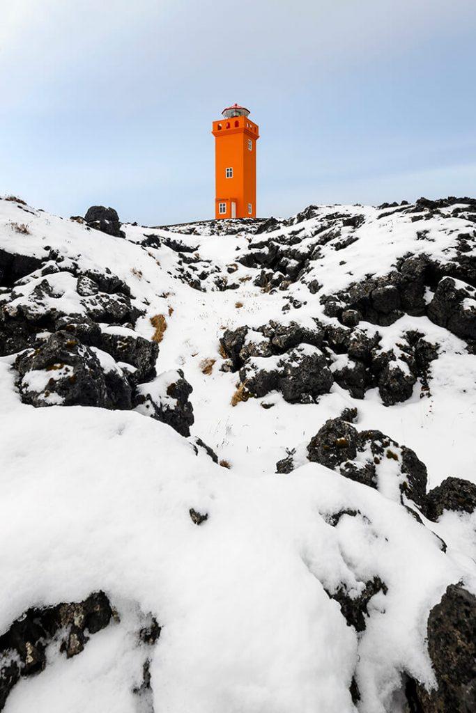 Svörtuloft Lighthouse, Snaefellsnes Peninsula, Iceland, Melvin Nicholson Photography